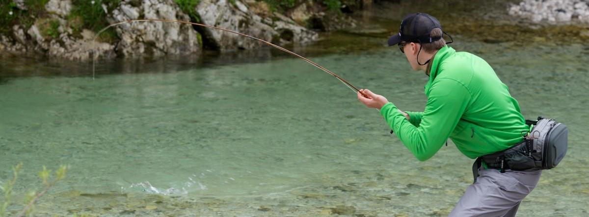 Dry Flies & Grayling - Slovenia Day 2