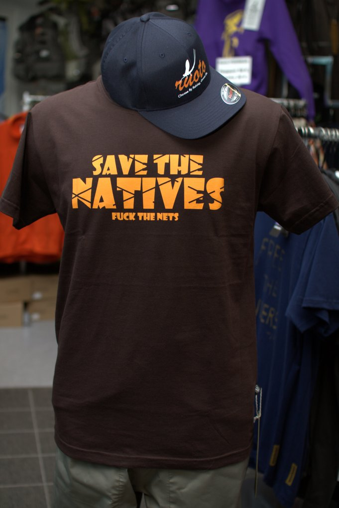 Save The Natives - FUCK THE NETS